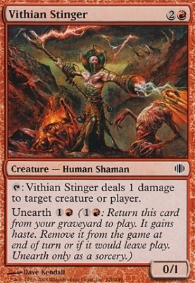 Shards of Alara: Vithian Stinger