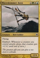 Shards of Alara: Waveskimmer Aven