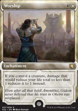 Signature Spellbook: Gideon: Worship