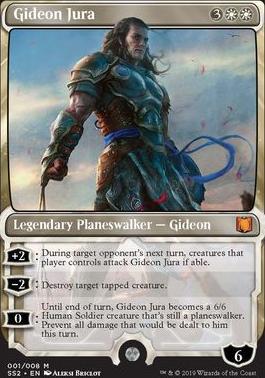 Signature Spellbook: Gideon: Gideon Jura