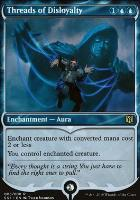 Signature Spellbook: Jace Foil: Threads of Disloyalty