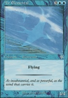 Starter 1999: Air Elemental