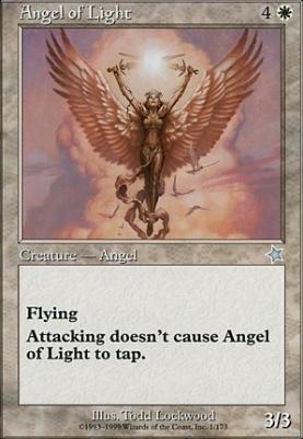 Starter 1999: Angel of Light