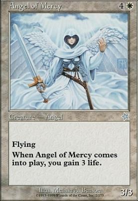 Starter 1999: Angel of Mercy