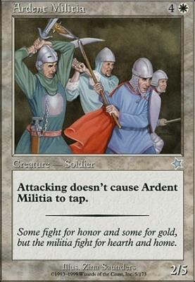 Starter 1999: Ardent Militia