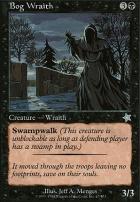 Starter 1999: Bog Wraith