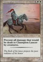 Starter 1999: Champion Lancer