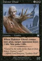 Starter 1999: Dakmor Ghoul