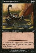 Starter 1999: Dakmor Scorpion