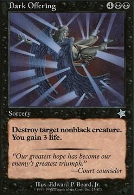 Starter 1999: Dark Offering