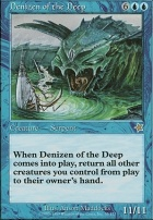 Starter 1999: Denizen of the Deep