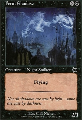 Starter 1999: Feral Shadow