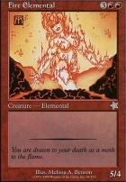Starter 1999: Fire Elemental