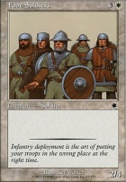 Starter 1999: Foot Soldiers