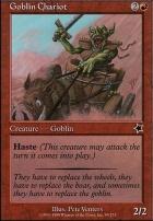 Starter 1999: Goblin Chariot