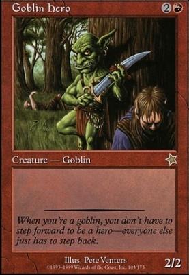 Starter 1999: Goblin Hero