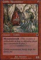 Starter 1999: Goblin Mountaineer
