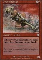 Starter 1999: Goblin Settler