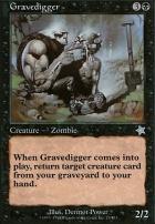 Starter 1999: Gravedigger