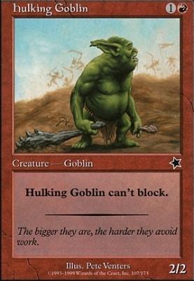 Starter 1999: Hulking Goblin