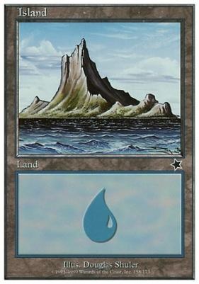 Starter 1999: Island (158 A)