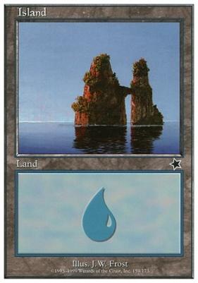 Starter 1999: Island (159 B)