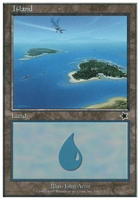 Starter 1999: Island (160 C)