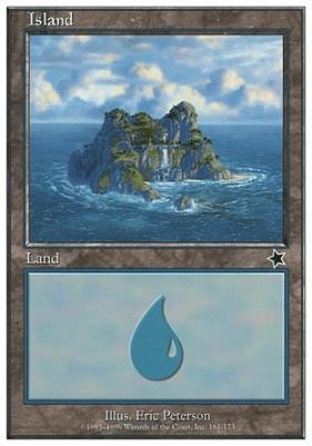 Starter 1999: Island (161 D)