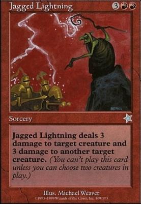 Starter 1999: Jagged Lightning