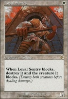 Starter 1999: Loyal Sentry