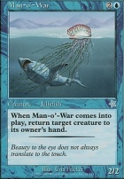 Starter 1999: Man-o'-War