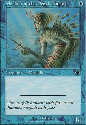 Starter 1999: Merfolk of the Pearl Trident