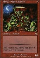 Starter 1999: Mons's Goblin Raiders