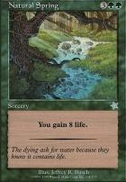 Starter 1999: Natural Spring