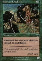 Starter 1999: Norwood Archers