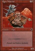 Starter 1999: Ogre Warrior