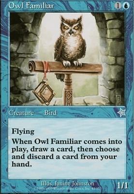 Starter 1999: Owl Familiar