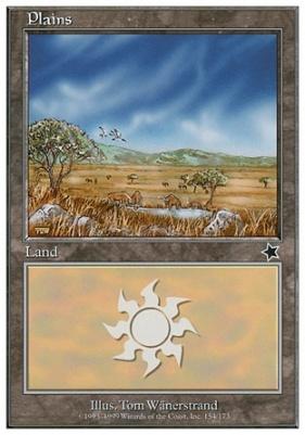 Starter 1999: Plains (154 A)