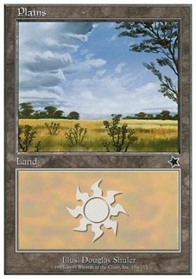 Starter 1999: Plains (156 C)