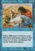 Starter 1999: Psychic Transfer
