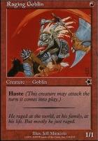 Starter 1999: Raging Goblin