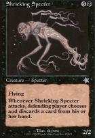 Starter 1999: Shrieking Specter