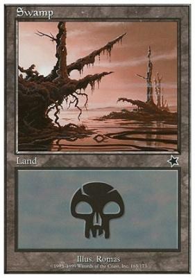 Starter 1999: Swamp (165 D)