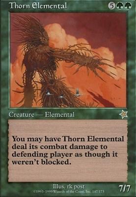 Starter 1999: Thorn Elemental