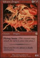 Starter 1999: Volcanic Dragon