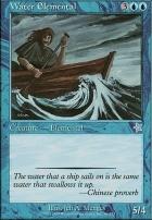 Starter 1999: Water Elemental