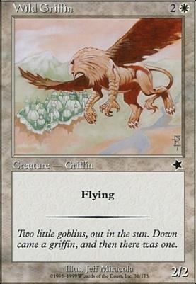Starter 1999: Wild Griffin