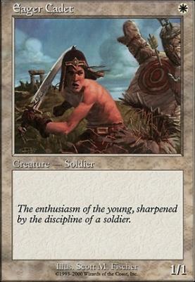 Starter 2000: Eager Cadet