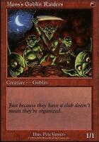 Starter 2000: Mons's Goblin Raiders