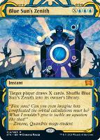 Strixhaven Mystical Archive Foil: Blue Sun's Zenith